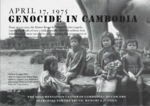 GENOCIE IN CAMBODIA, APRIL 17, 1975 (2015)