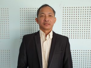 Khim Chanthoeun (ឃឹម ចាន់ធឿន), National Analyst and Research Assistant of Office of Co-Investigating Judges