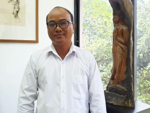 LEOUNG Sophal (ឡឹង សុផល), National Outreach Facilitator of Victims Support Unit
