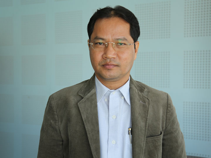 Dr. MEAS Bora (មាស បូរ៉ា), National Legal Officer Team Leader of Office of Co-Investigating Judges