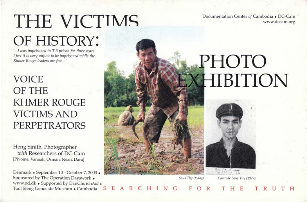 THE VICTIMS OF HISTORY (2003)